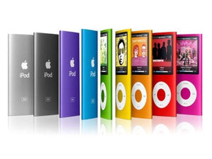 Apple iPod nano (4th Gen) 8 GB, 16 GB - ALL COLORS