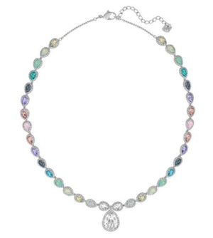 Authentic Swarovski Caption All-Around Crystal Necklace  5117705