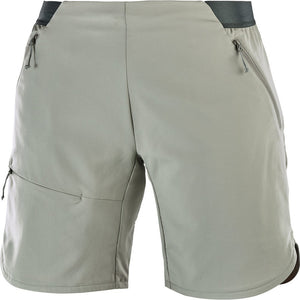 Salomon Women's Outspeed Lightweight Shorts Green Sz S-infinitote.com