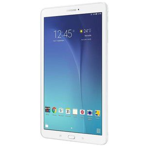 "Samsung Galaxy Tab E SM-T560NU - 16GB, Wi-Fi, 9.6"" - Android Tablet - White-infinitote.com"
