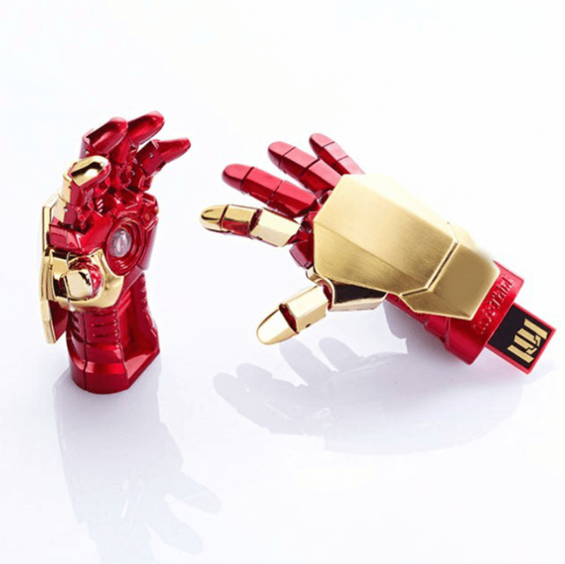 Superhero USB flash disk