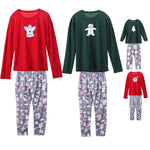 Family Pajamas Matching Christmas Set