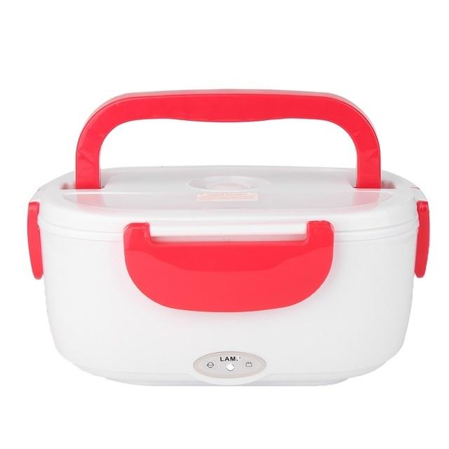 Portable Heated Lunch Box