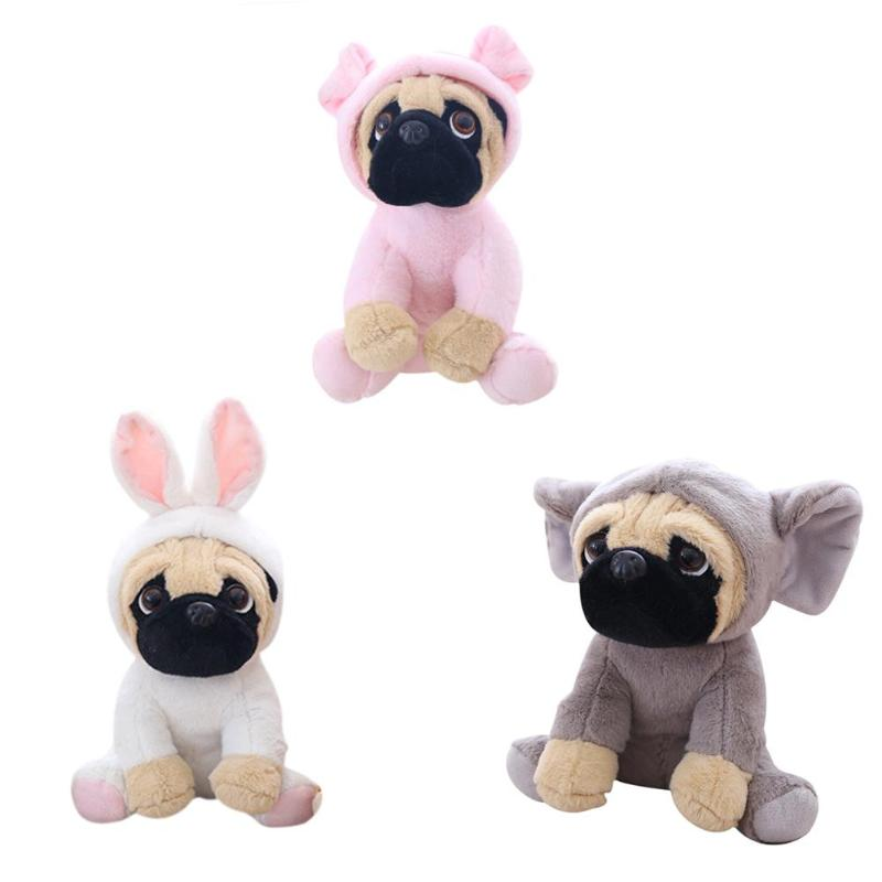 Soft Plush Simulation Pet Dog Toys