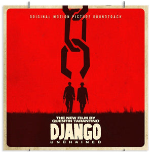 Album SoundTrack Django Unchained - display by VinylWaller
