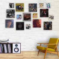 create a unique wall decor with your vinyls
