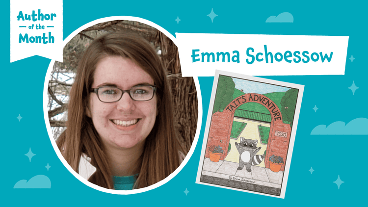 Lulu Junior Author Of The Month – Emma Schoessow