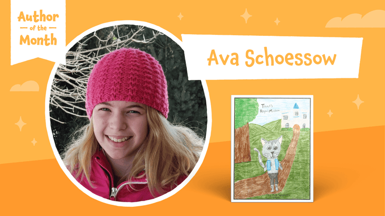 Lulu Junior Author Of The Month – Ava Schoessow
