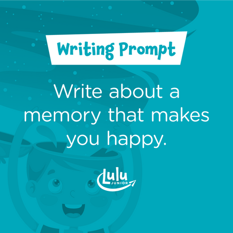 Lulu Junior Writing Prompts for Memory