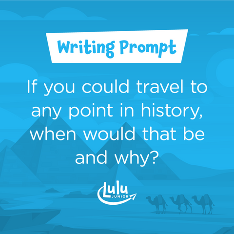 Lulu Junior Writing Prompts about Travel