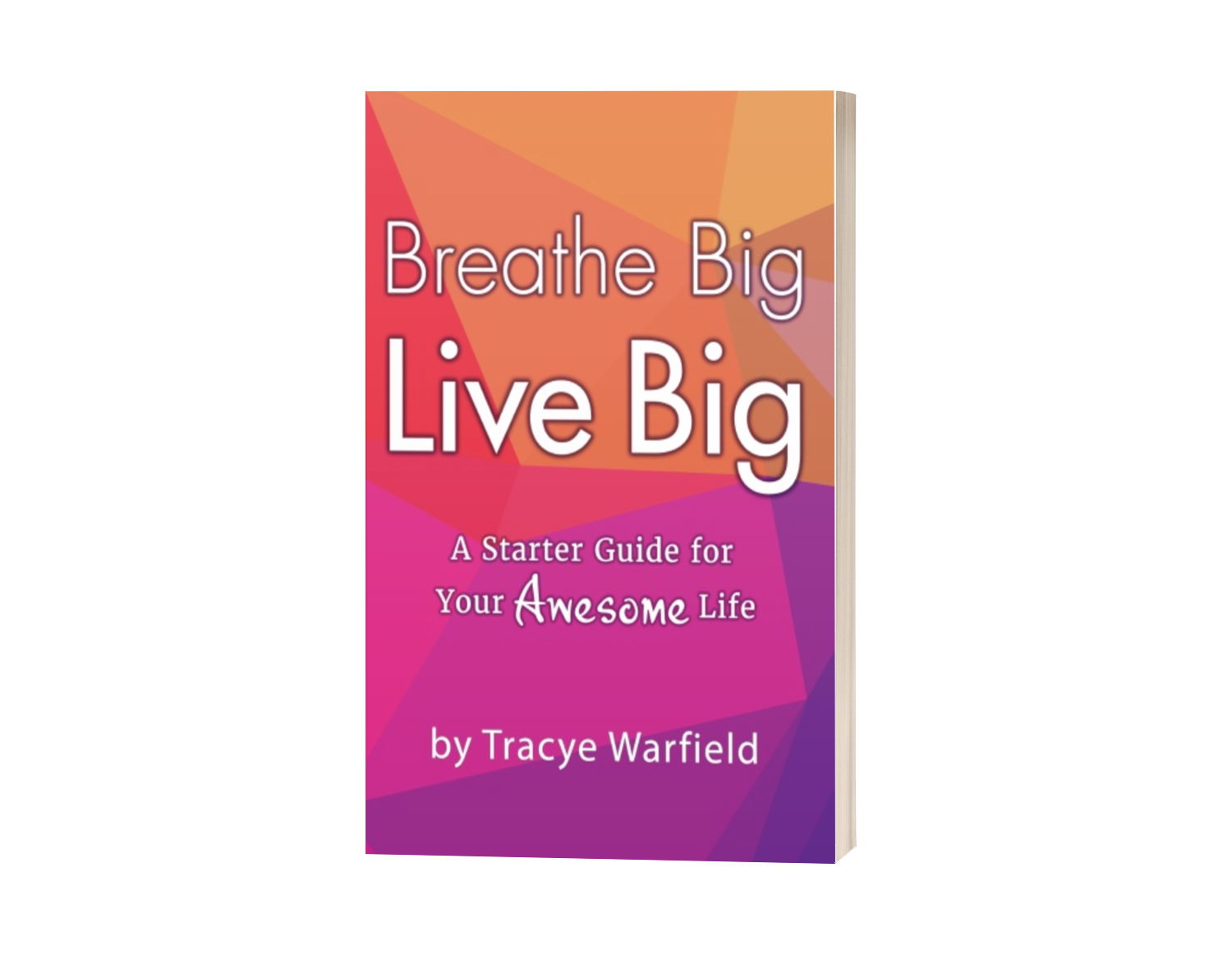 Breathe Big Live Big A Starter Guide For Your Awesome Life