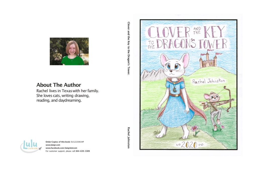 Clover and the Key to the Dragon's Tower