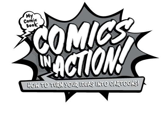 Comics in Action Graphic