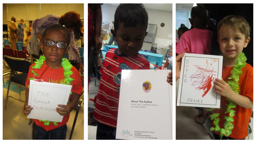 Happy Graduation to the Pre-K Students at Learning Together! #1