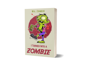 I Turned Into A Zombie cover