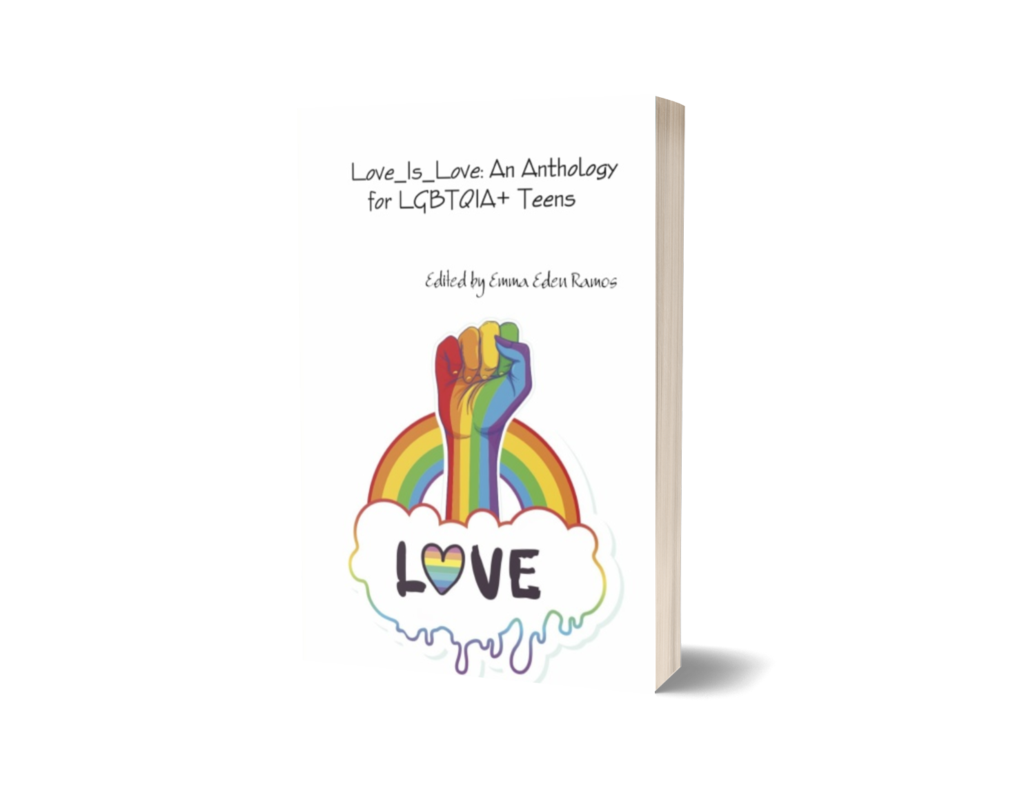 Love_Is_Love: An Anthology for LGBTQIA+ Teens