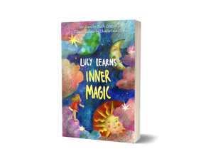 Lucy Learns Inner Magic cover