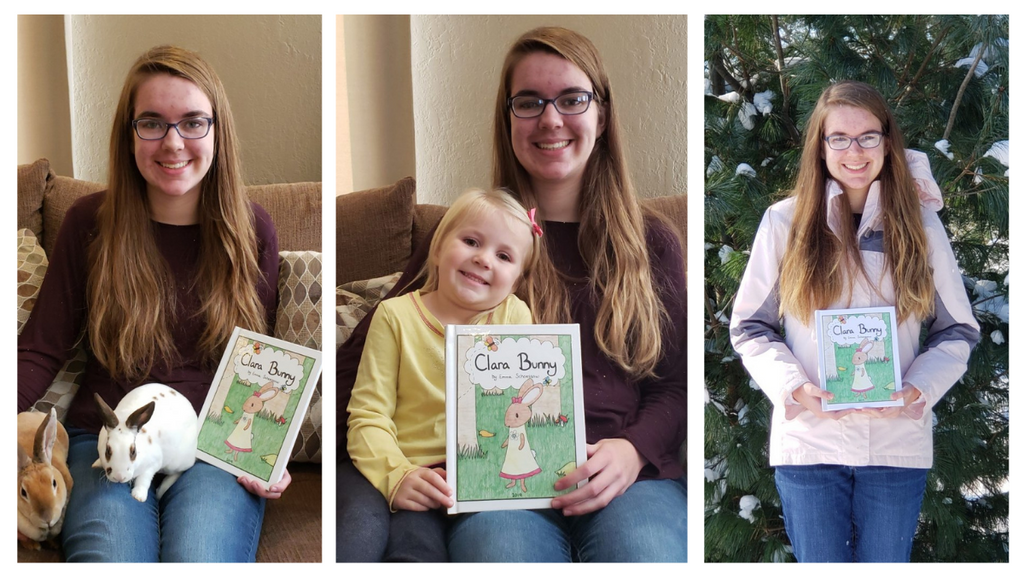 Lulu Junior Author of the Month - Emma Schoessow Gallery
