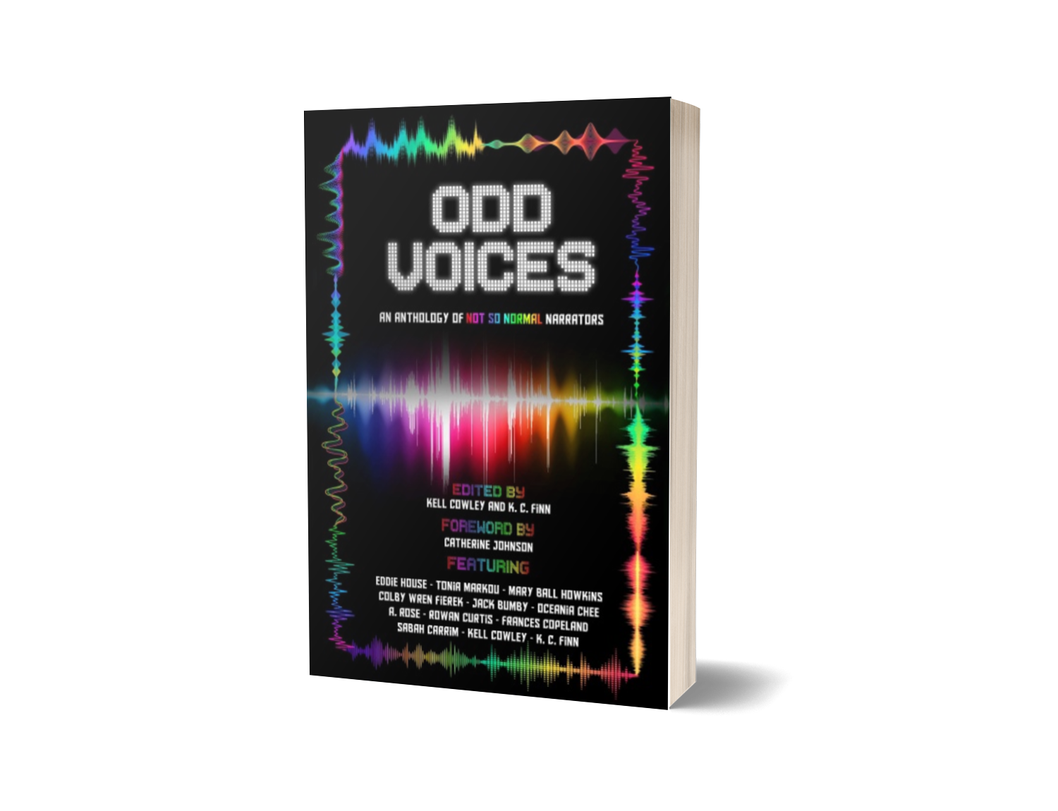 Odd Voices: An Anthology of Not So Normal Narrators