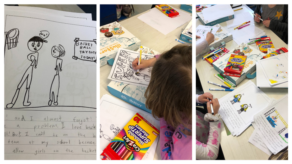 Project-Based Learning: Book Publishing Gallery #2