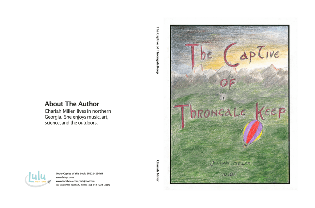 The Captive of Throngale Keep