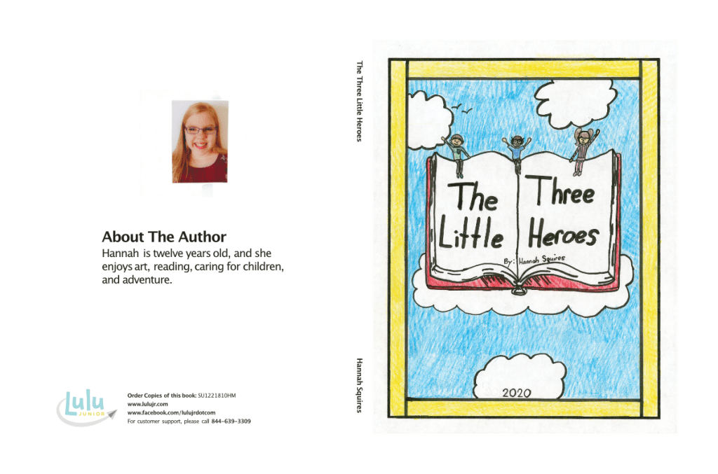 The Three Little Heroes