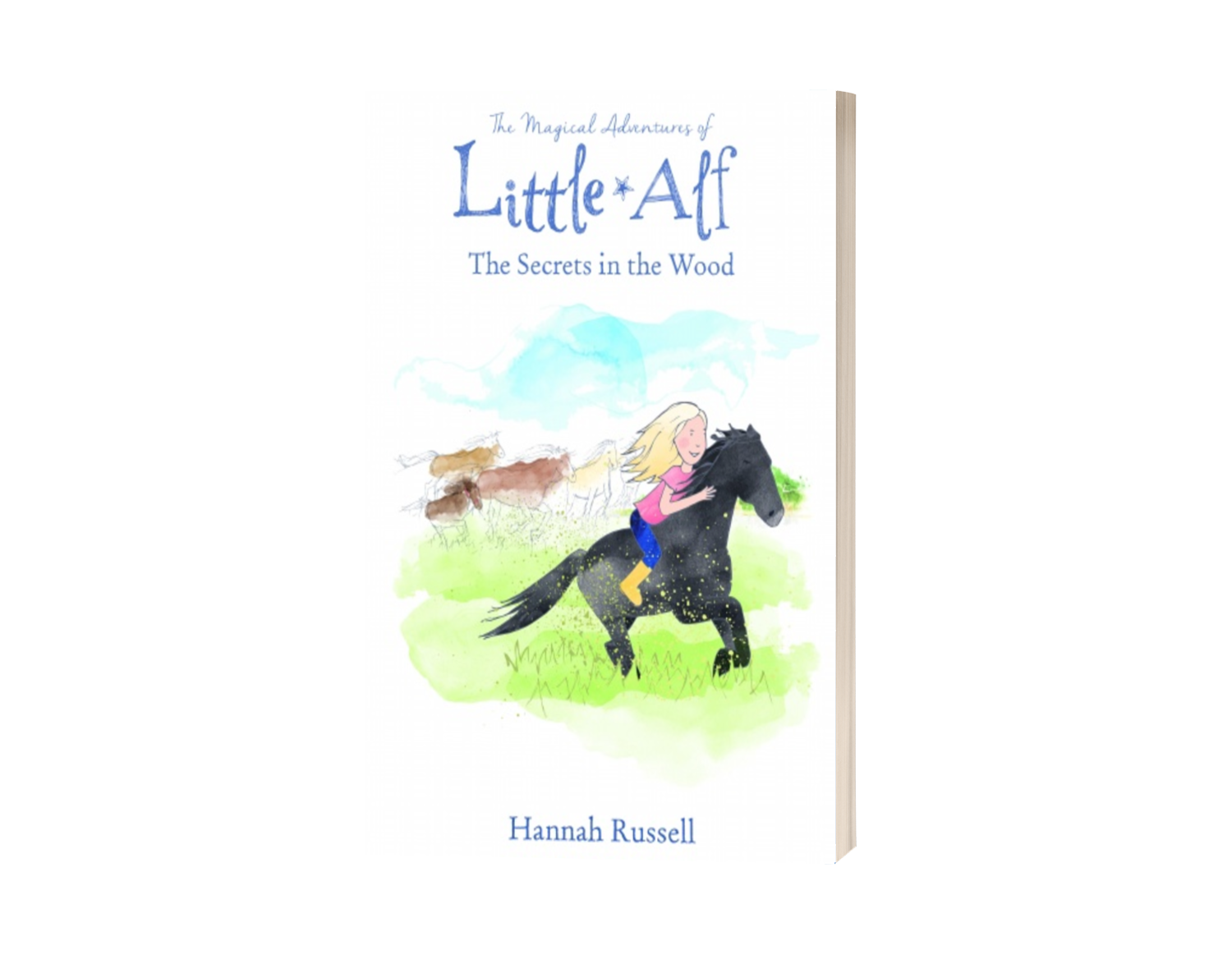 The Magical Adventure of Little Alf - The Secrets in the wood