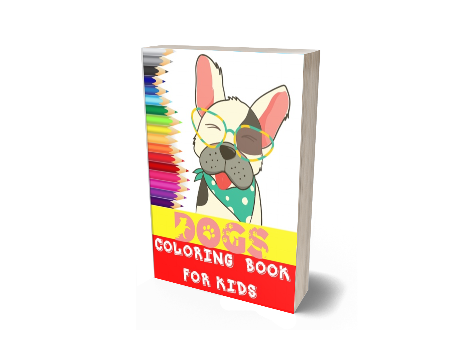 dog coloring books for kids