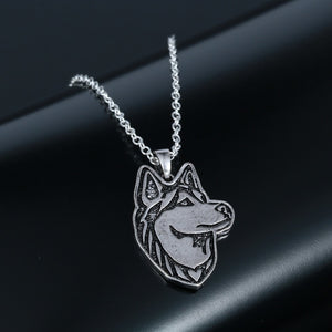 Free Dog Necklace - dog lovers