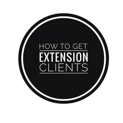 How to get Extension Clients