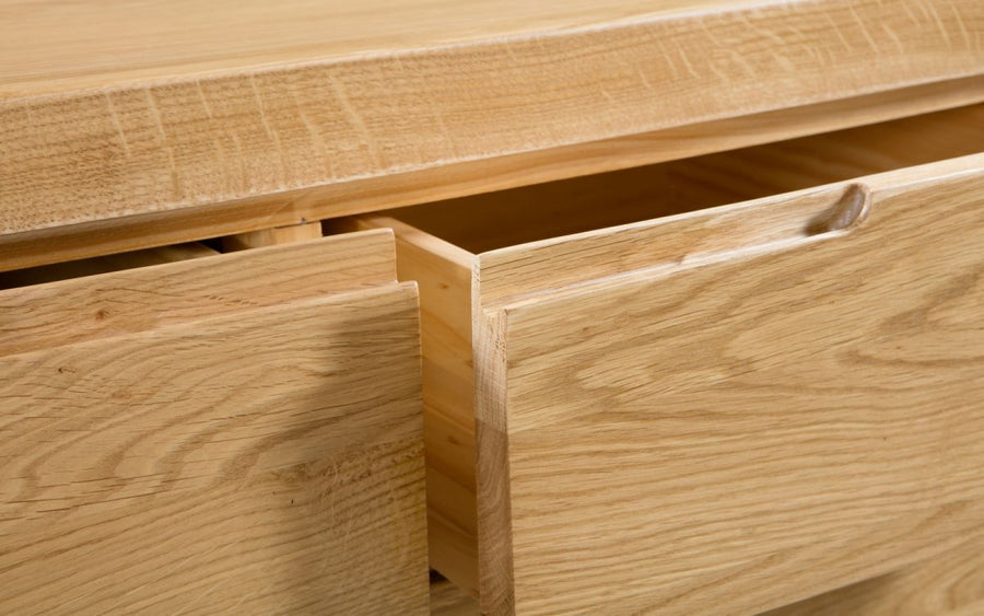 CURVE 3 + 2 DRAWER CHEST