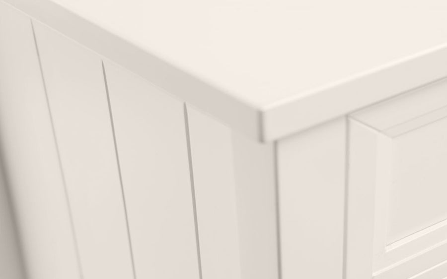 MAINE 3 DRAWER CHEST - SURF WHITE