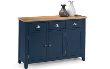 RICHMOND SIDEBOARD - MIDNIGHT BLUE
