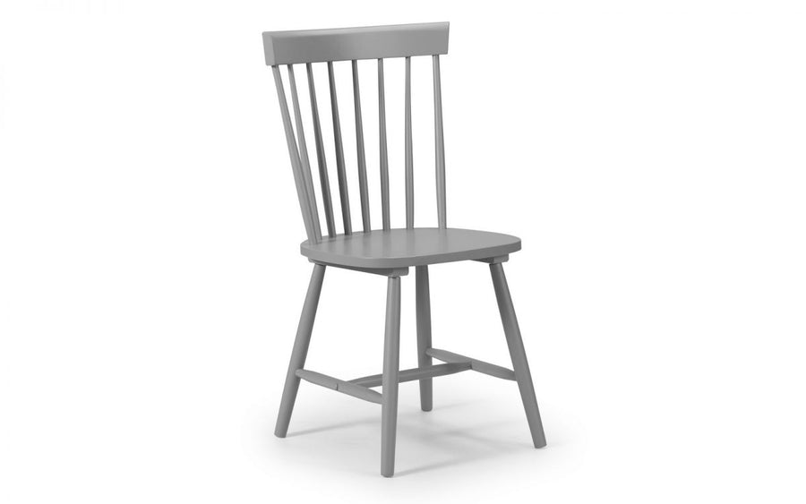 TORINO CHAIR - LUNAR GREY