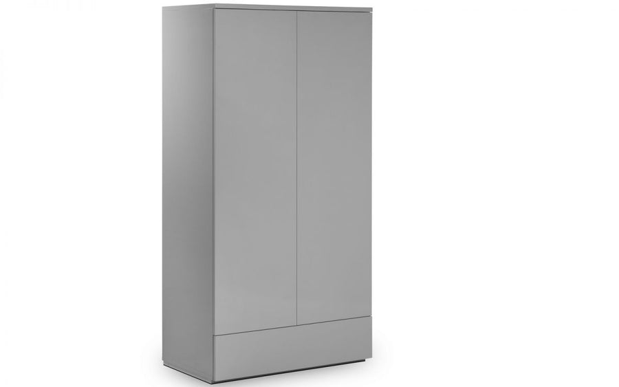 MONACA COMBINATION WARDROBE - GREY