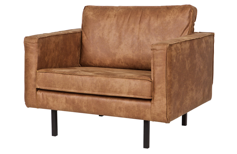 Rodeo Armchair in Cognac