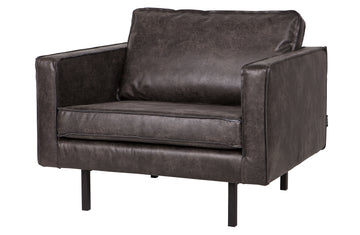 Rodeo Armchair in Black