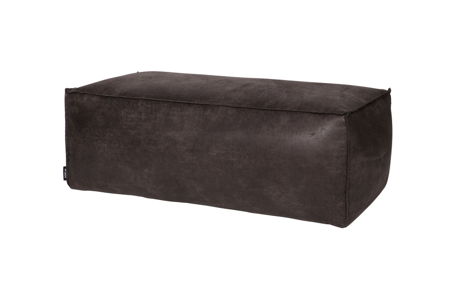 Rodeo Pouffe in Black