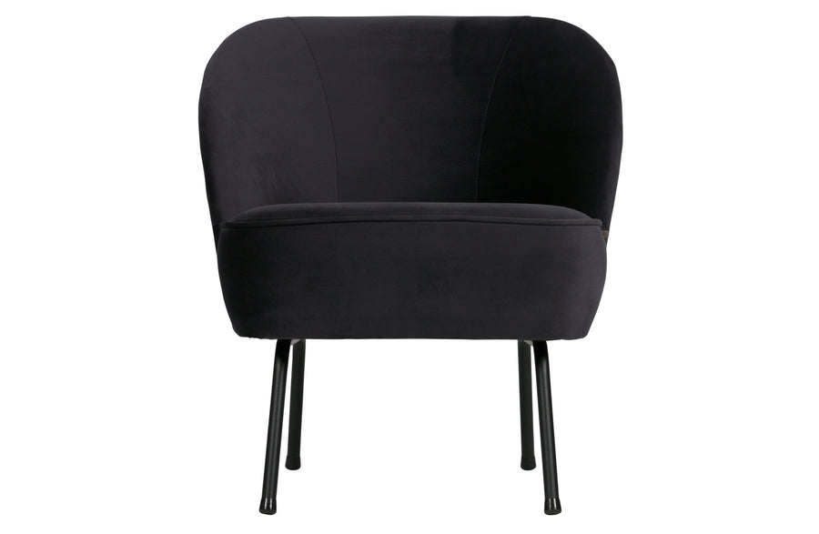 Vogue Armchair in Velvet Ink