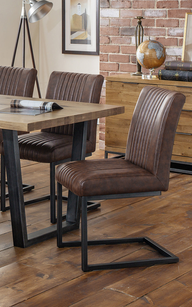 KINGSTON DINING CHAIR PAIR