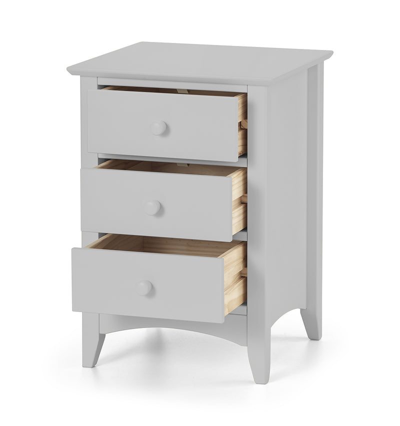 DENTON GREY BEDSIDE