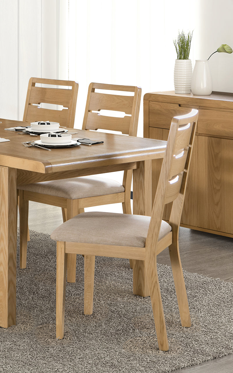 OAKLEIGH DINING CHAIR PAIR