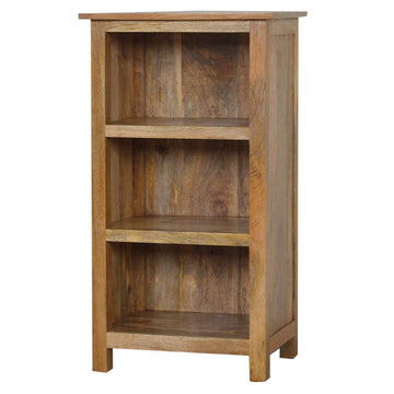 handmade wood shelving unit
