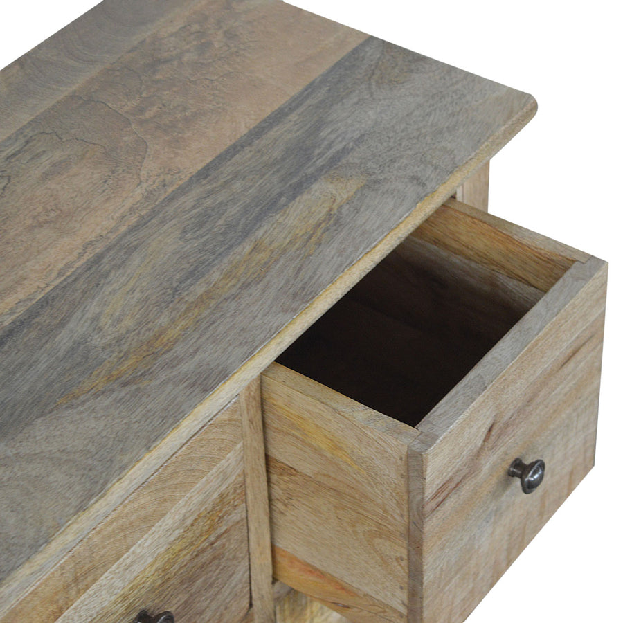 Handmade Solid Wood Storage Unit