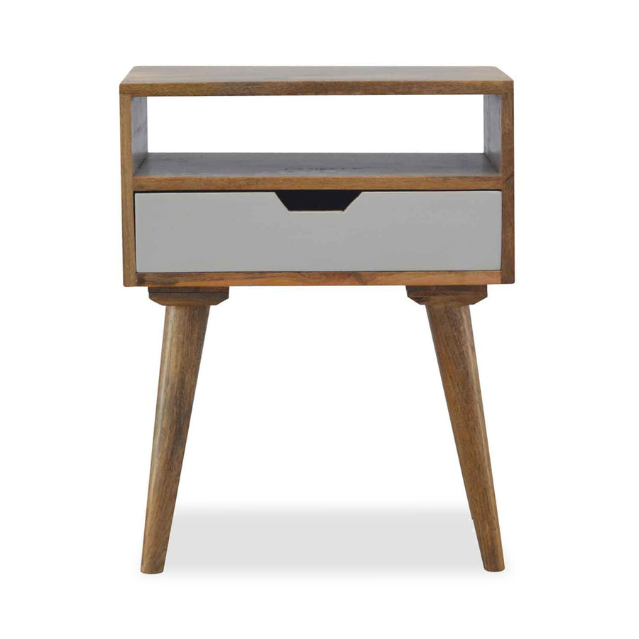 Contemporary Bedside Table with drawer