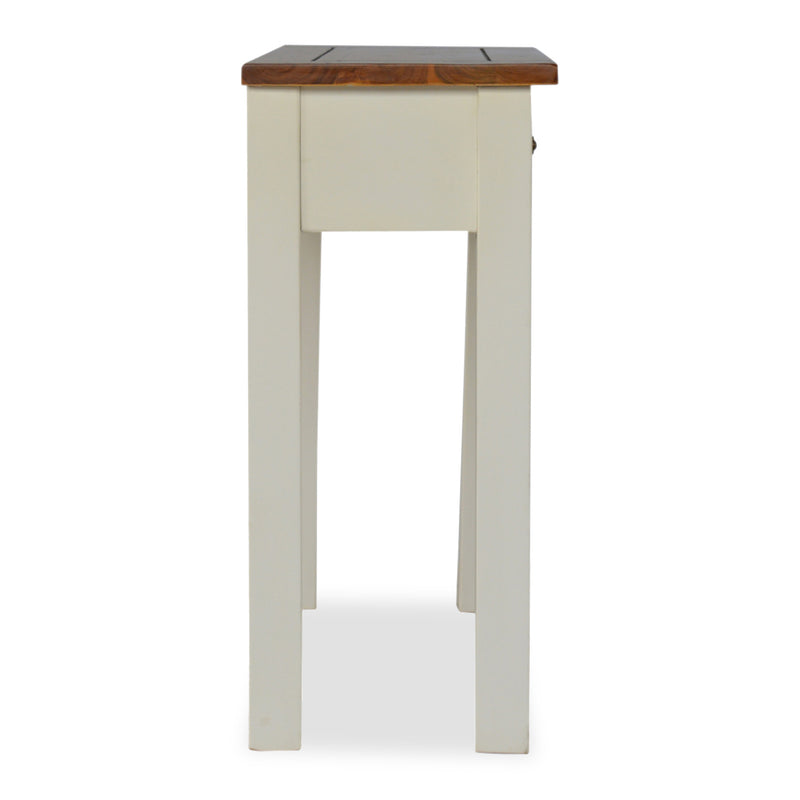 Contemporary Painted Console Table