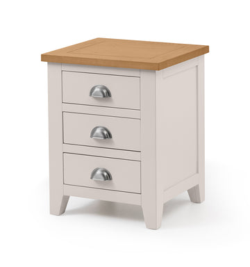 RICHMOND BEDSIDE - ELEPHANT GREY