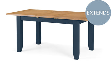 RICHMOND KITCHEN TABLE BLUE