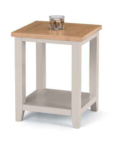 FULHAM SIDE TABLE ELEPHANT GREY