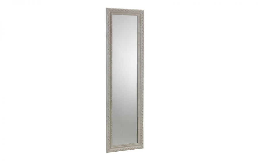 ALLEGRO DRESS MIRROR - WHITE